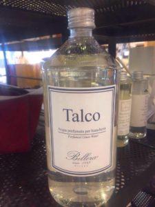 Bellora Talco Bügelwasser